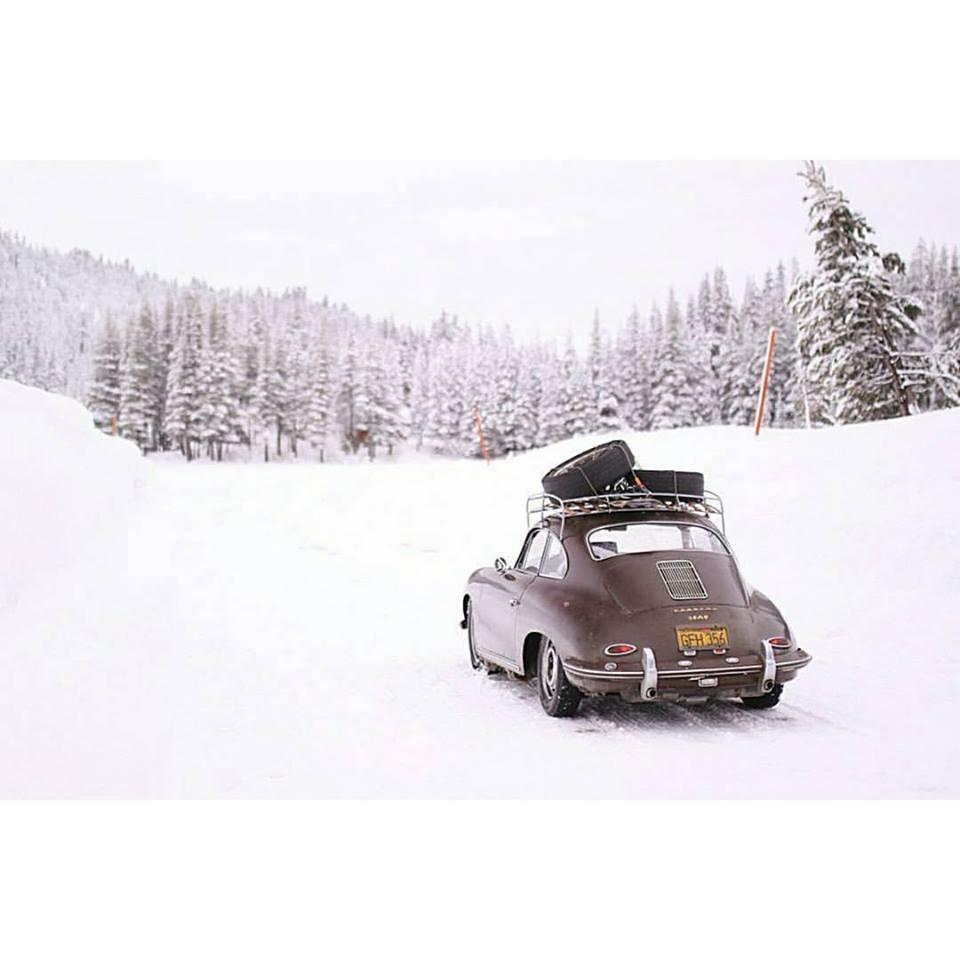 Porsche en hiver - Page 2 12647013