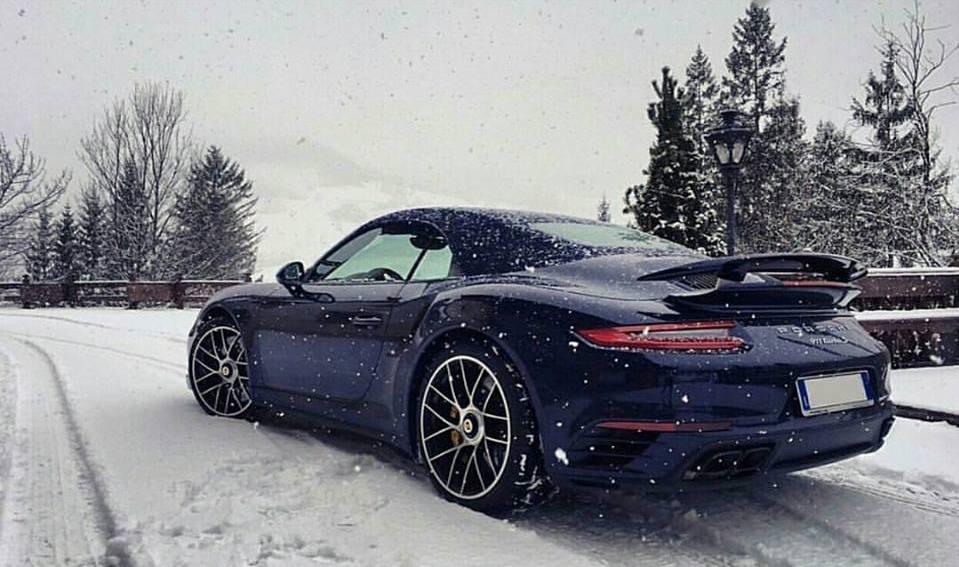 Porsche en hiver - Page 3 12688110
