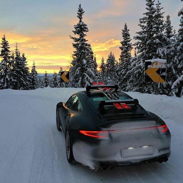 Porsche en hiver - Page 2 19105210