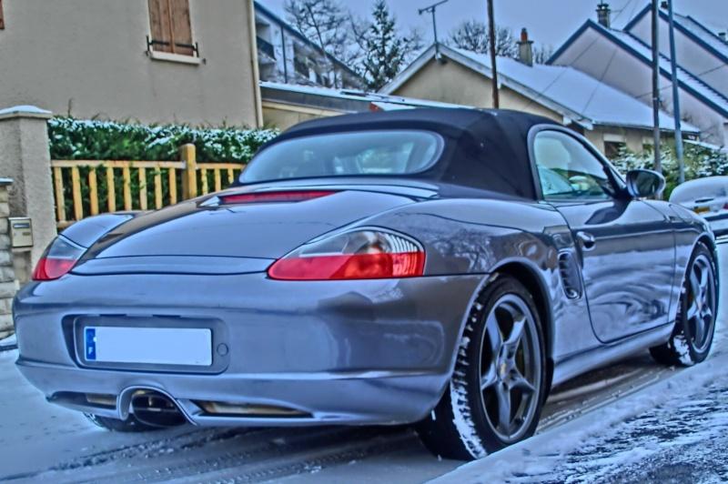 Porsche en hiver Cimg1610