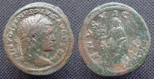 As de Caracalla VENUS VICTRIX surfrappé As_car11