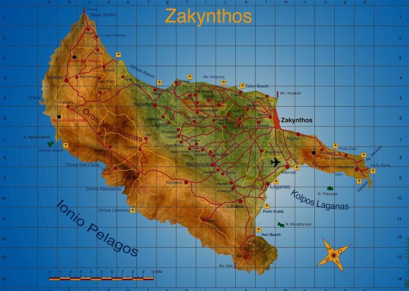 Grèce été 2015 Zakynt10