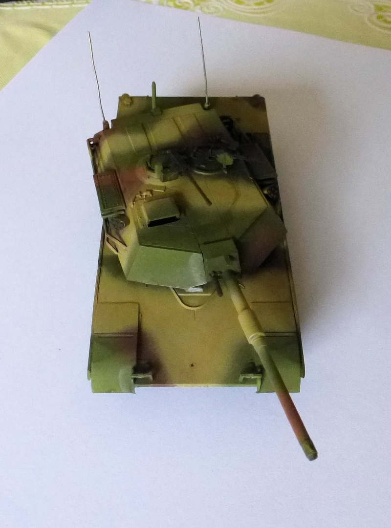 M1 Abrams première génération M1_mat11