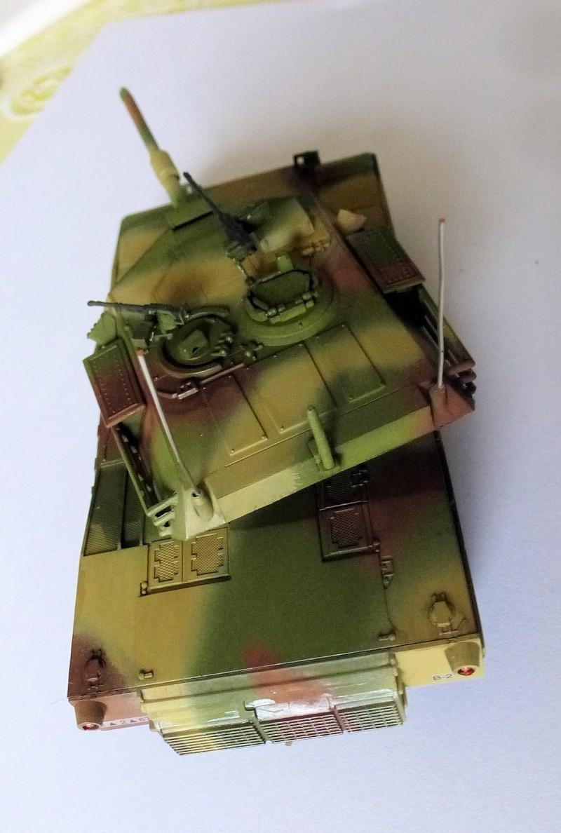 M1 Abrams première génération M1_mat13