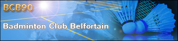 Badminton Club Belfortain (BCB90)