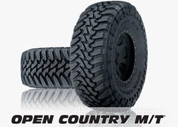 Vente Lot de pneus mud neufs Openco10