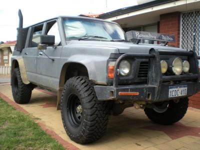 Vente Lot de pneus mud neufs Toyo10
