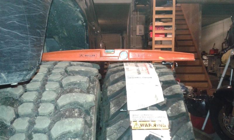 Vente Lot de pneus mud neufs Toyo1012