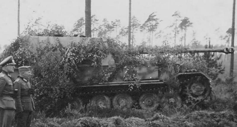 sdkfz - Sdkfz.184 elefant 1/35 italeri ref 211 Elefan10