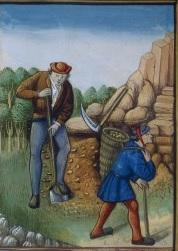 outils de mine et sources mines mineurs Mineur13
