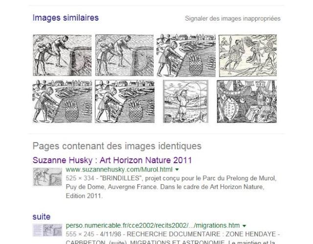 [tutoriel] rechercher les références d'une image de source inconnue avec google Tuto410