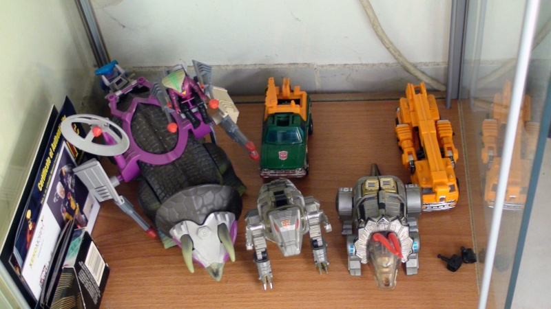 La collection de l'imprononçable... Colossus Courtmaster p8 Cable/deadpool p9 Dsc00156