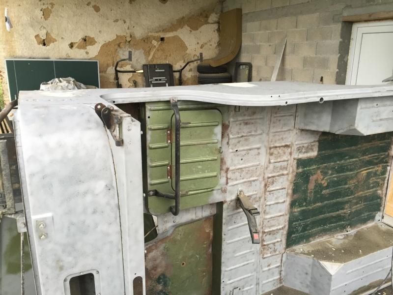 Rénovation et préparation d'un CJ 6 3,8 litres de 1973 - Page 2 Image23