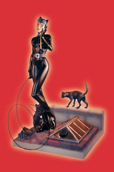 CATWOMAN Mini-Statue 3311_a10