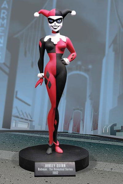 DC COMICS CLASSIC ANIMATION SERIES: BATMAN THE ANIMATED SERIES: HARLEY QUINN Maquette 3343_a10