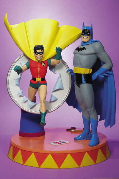 DETECTIVE COMICS #38 BATMAN AND ROBIN Statue 3538_a10