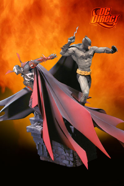 BATMAN/SPAWN Statue 6721_a10