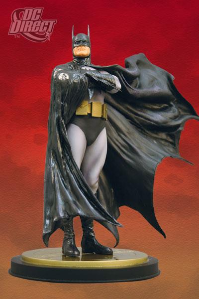 BATMAN STATUE: DARK CRUSADER Statue 7386_a10
