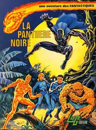 """#03 Une aventure des fantastiques """"La Panthère Noire"""" Fantas16"""