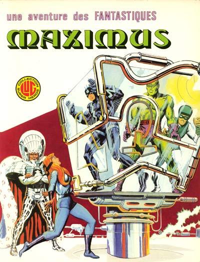 """#10 Une aventure des fantastiques """"Maximus"""" Fantas22"""
