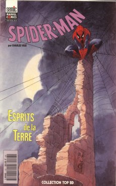 "#23 Spider-Man ""Esprit de la terre"" Topbd214"