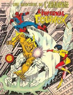 "#08 Une aventure de Spider Man ""L'Infernal Equinoxe"" Uneave11"