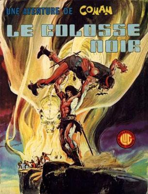 """#01 Une aventure de Conan """"Le Colosse noir"""" et """"La montagne de la lune"""" Uneave39"""