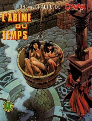 """#03 Une aventure de Conan """"L'abime du temps"""" et La nuit du dieu noir"""" Uneave41"""