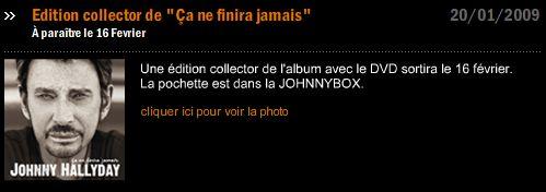 """Ca ne finira jamais"" édition collector. Captur10"