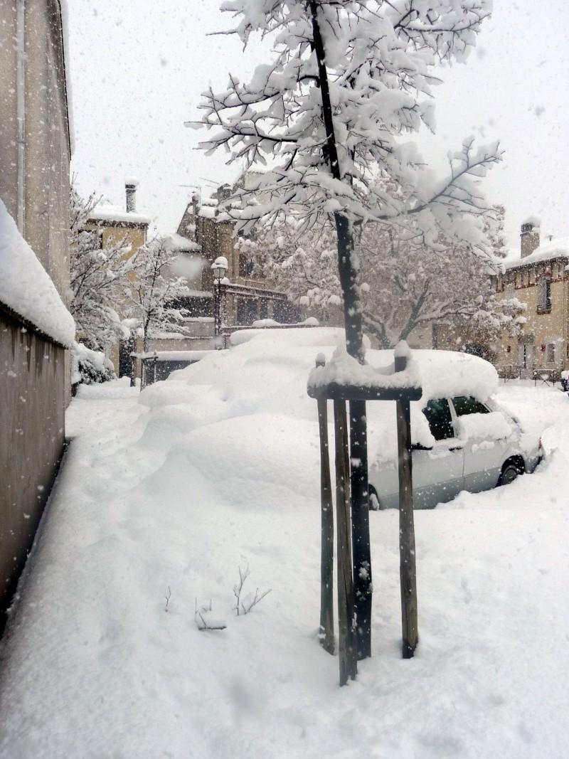 8 mars 2010 maureillas sous la neige P1040211