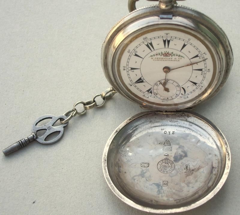 Les plus belles montres de gousset des membres du forum - Page 4 Billod10
