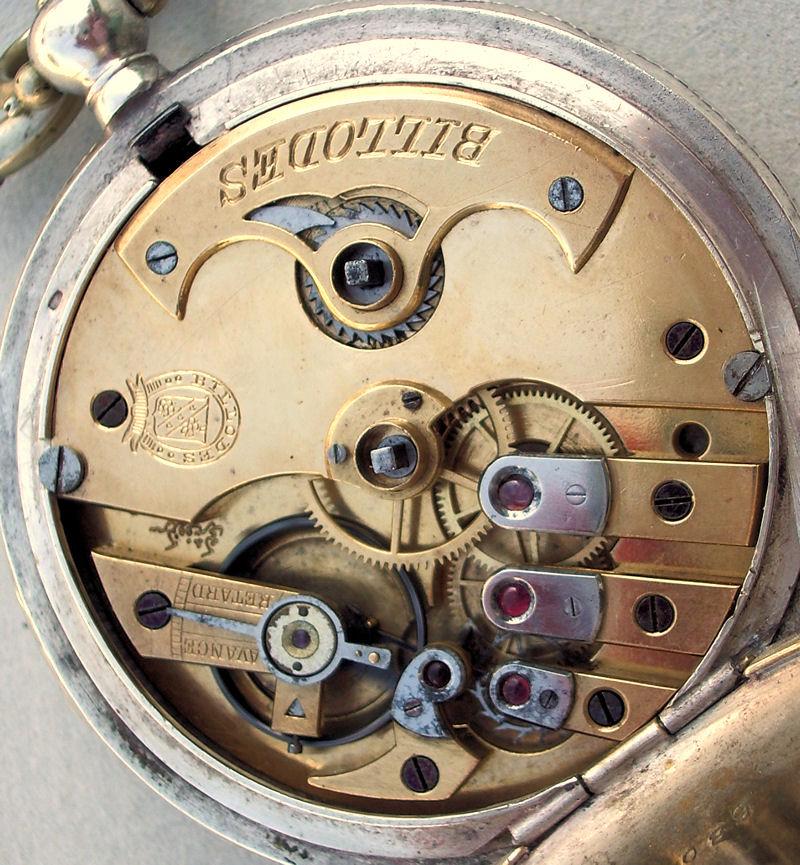 Les plus belles montres de gousset des membres du forum - Page 4 Billod11