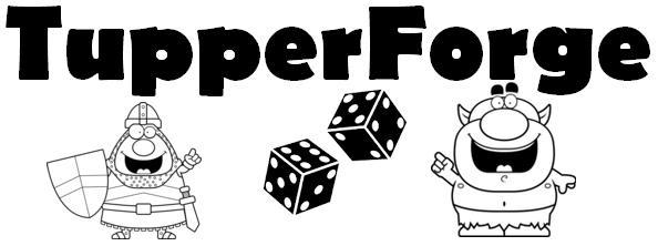 TupperForge - Section Jeux de Stratégie & de plateau de l'USCRM