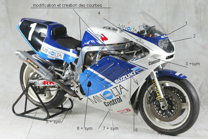 Carenages REPLICA pour GSXR - Page 2 Melian20
