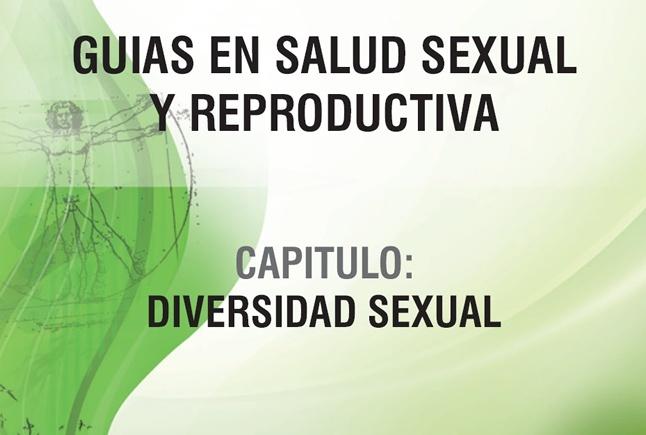GUIA DE SALUD SEXUAL Y REPRODUCTIVA,DIVERSIDAD SEXUAL Guia_110