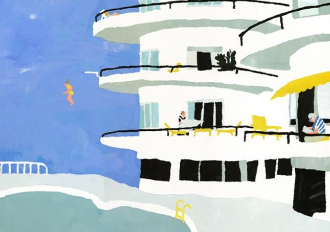 La Plage : Artistes peintres, illustrateurs, photographes... - Page 6 032-6410