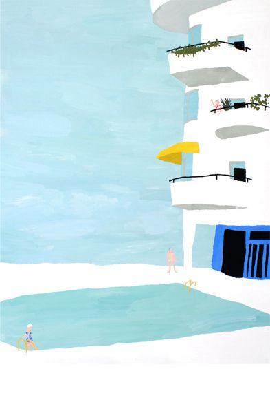 La Plage : Artistes peintres, illustrateurs, photographes... - Page 6 Df22e410