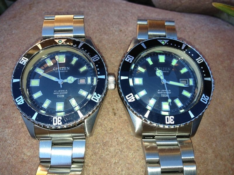 Citizen Diver 150 m 52-0110 Citize10