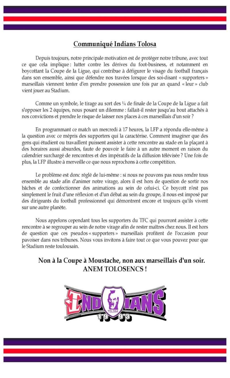 (Coupe de la ligue) TFC OM  12525110