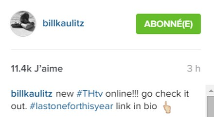 [Instagram Officiel] Instagram  Bill,Tom,Gus,Georg et TH - Page 2 Sans_104