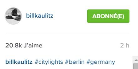 [Instagram Officiel] Instagram  Bill,Tom,Gus,Georg et TH - Page 4 Sans_227