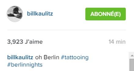 [Instagram Officiel] Instagram  Bill,Tom,Gus,Georg et TH - Page 4 Sans_238