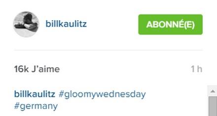 [Instagram Officiel] Instagram  Bill,Tom,Gus,Georg et TH - Page 4 Sans_241