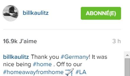 [Instagram Officiel] Instagram  Bill,Tom,Gus,Georg et TH - Page 4 Sans_243