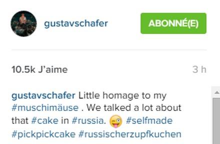 [Instagram Officiel] Instagram  Bill,Tom,Gus,Georg et TH - Page 4 Sans_249
