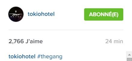 [Instagram Officiel] Instagram  Bill,Tom,Gus,Georg et TH - Page 5 Sans_280