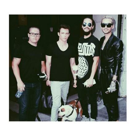 [Instagram Officiel] Instagram  Bill,Tom,Gus,Georg et TH - Page 5 Sans_281