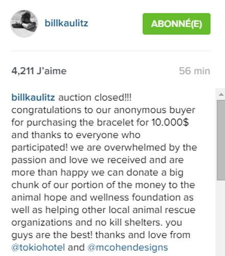 [Instagram Officiel] Instagram  Bill,Tom,Gus,Georg et TH Sans_t10