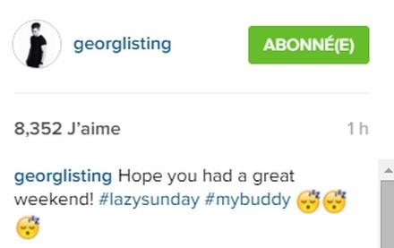 [Instagram Officiel] Instagram  Bill,Tom,Gus,Georg et TH Sans_t45