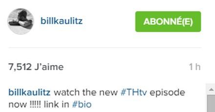 [Instagram Officiel] Instagram  Bill,Tom,Gus,Georg et TH Sans_t57